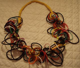 Loop de loo necklace