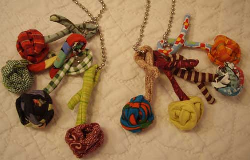 Diana Taylor Makes Ficklesticks For Fancy Necklaces
